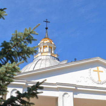 Daugavpils  Sv. Pētera ķēdēs Romas katoļu baznīca