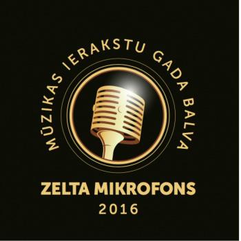 Mūzikas ierakstu gada balva Zelta Mikrofons