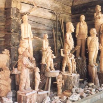 V.Hirtes velniņu muzejs