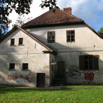 Virspilskunga māja Kuldīgā