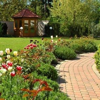 Jaunu un rekonstruējamu dārzu projekti, ierīkošana.