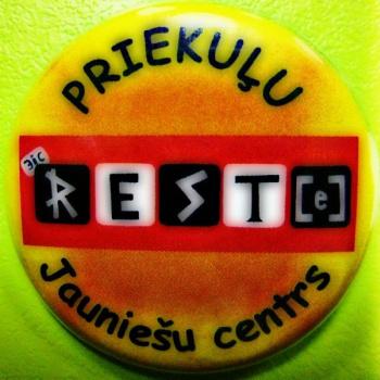 """Priekuļu jauniešu centrs """"REST[e]"""""""