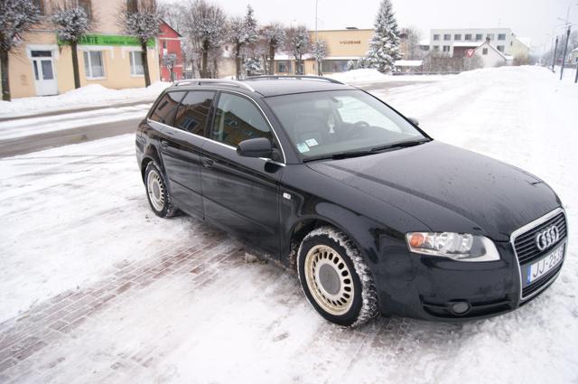 Pārdod Audi A4