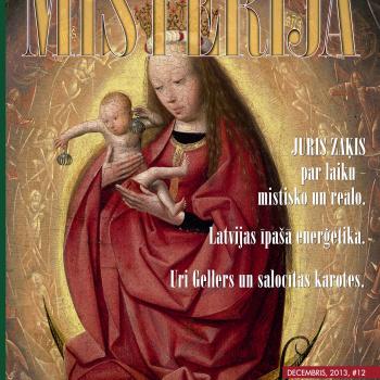 Žurnāls Mistērija