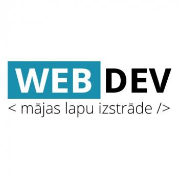 Mājas lapu izstrāde - Webdev.lv