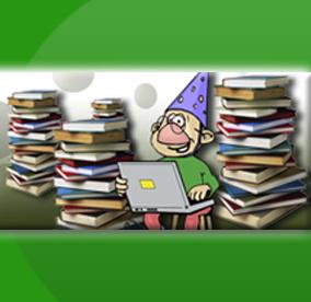 Dagdas novada bibliotēkas bērnu literatūras nodaļa