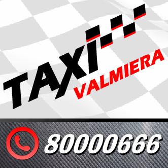 Taxi Valmiera, 80000666